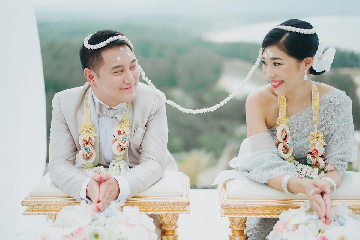 สถานที่รับจัดงานแต่งงาน เรือนไทย